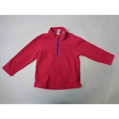 104-es rózsaszín polár pulóver - Quechua, Decathlon