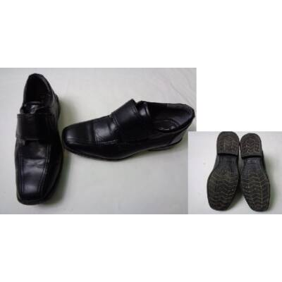 40-es fekete férfi alkalmi cipő - Memphis One