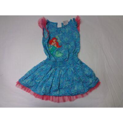 98-as kék-rózsaszín tüllös ruha - Ariel, Disney