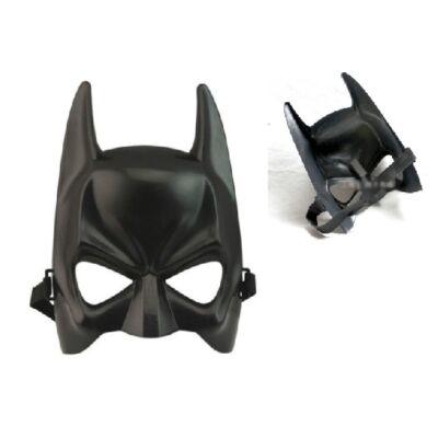 Batman maszk, műanyag - ÚJ