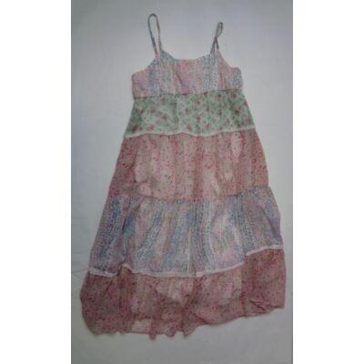 140-es virágos pántos ruha - Zara