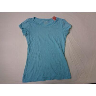 158-164-es világoskék lány póló