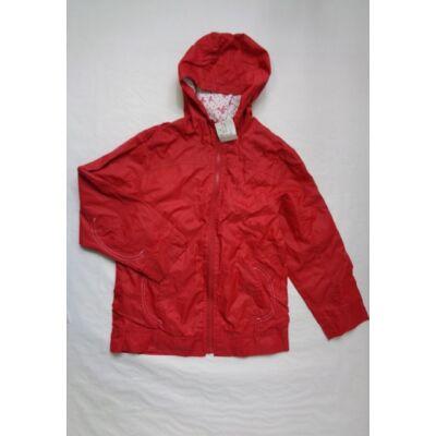 128-as piros lány vékony átmeneti kabát - Adams