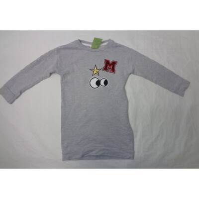 110-es szürke pamut ruha - F&F