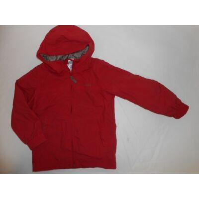 110-es piros átmeneti kabát - Decathlon