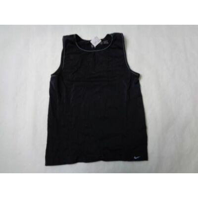 158-as fekete sportpóló lánynak - Nike seamless