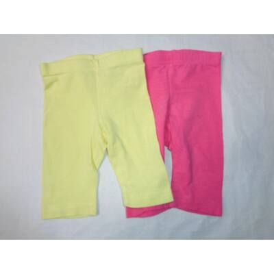 62-68-as pamut nadrágok, 2 db egyben - Impidimpi