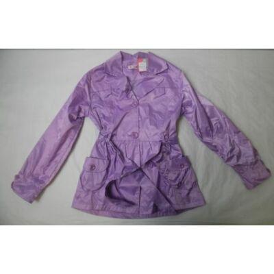 146-os lila átmeneti kabát - ÚJ