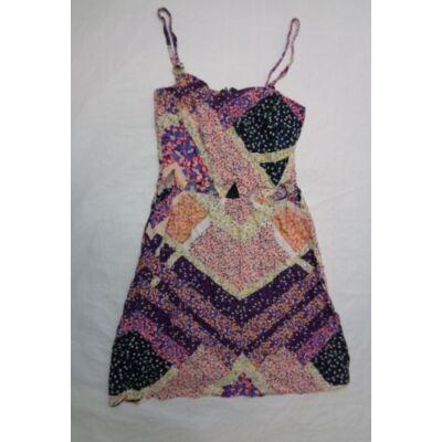 134-es virágos pántos ruha - H&M