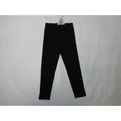 116-os fekete leggings - Kiki & Koko - ÚJ