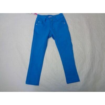 104-es kék lány pamutnadrág - ÚJ