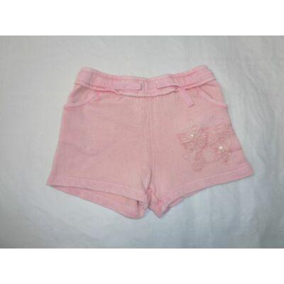 92-es rózsaszín hímzett short - F&F