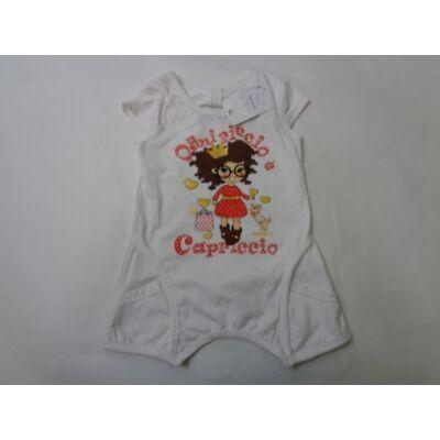 104-es kislányos tunika jellegű póló - ÚJ