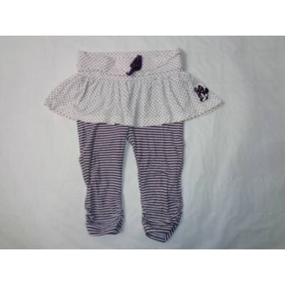 68-as csíkos pöttyös szoknyás leggings - H&M