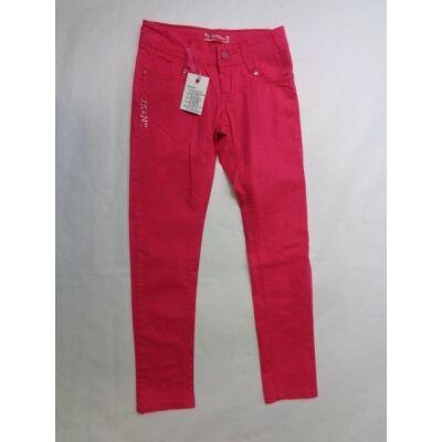 134-es pink vászonnadrág - F&D - ÚJ