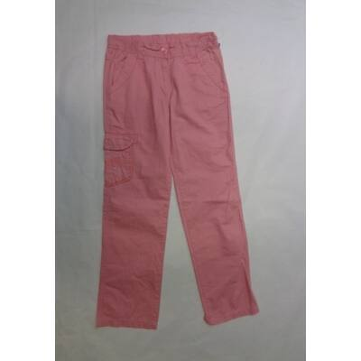 146-os rózsaszín vászonnadrág - ÚJ