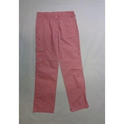 158-as rózsaszín vászonnadrág - ÚJ