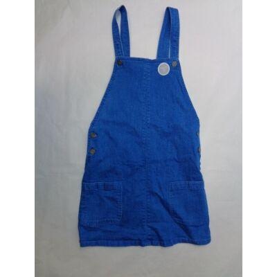 152-es kantáros farmerruha - ÚJ
