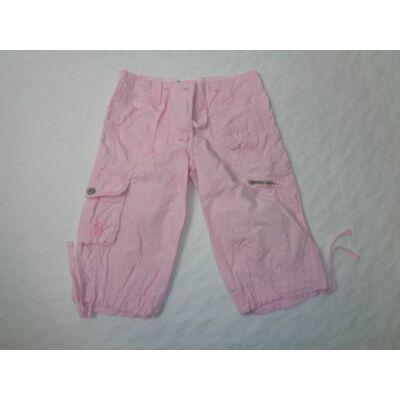 140-es rózsaszín vászon térdnadrág - Young Dimension