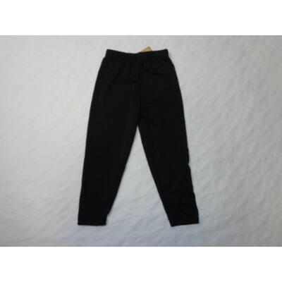 92-98-as fekete fényes anyagú leggings - ÚJ