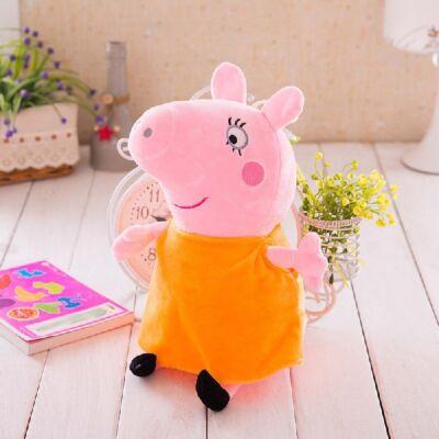 30 cm-es plüss Peppa Mama - Peppa Pig - ÚJ