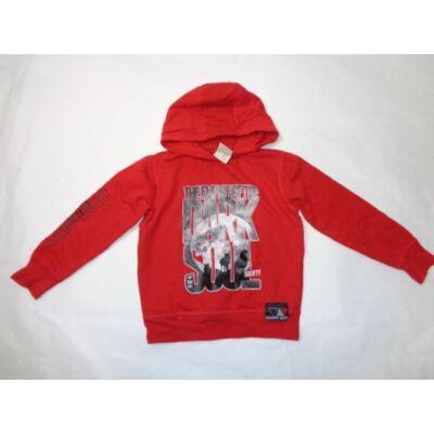 128-as piros fiú pulcsi - X-Mail