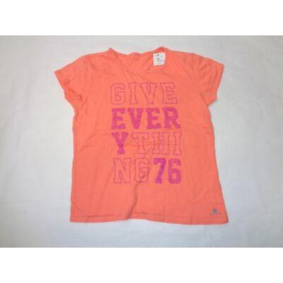 134-es barackszínű póló