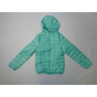 146-os zöld steppelt átmeneti kabát - Pepco