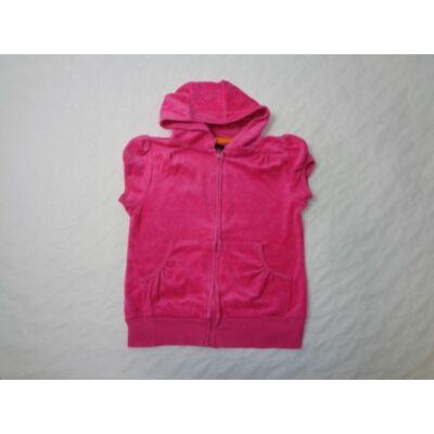 140-es pink plüss rövidujjú kardigán - Store Twenty One