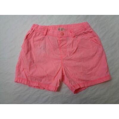 140-es uv-rózsaszín vászon short - H&M