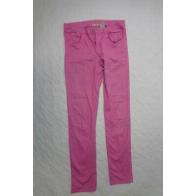 170-es rózsaszín farmernadrág - H&M