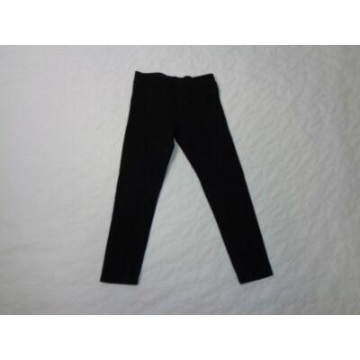 110-es fekete pamutnadrág - H&M