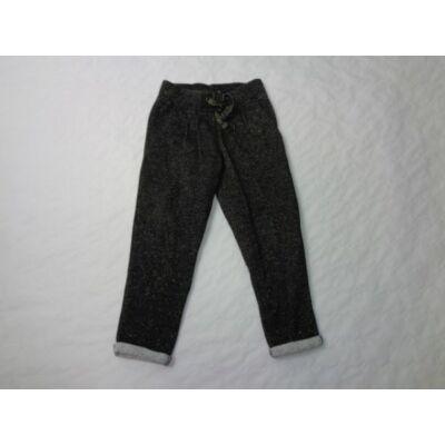 116-os fekete-aranyszínű lány nadrág - C&A