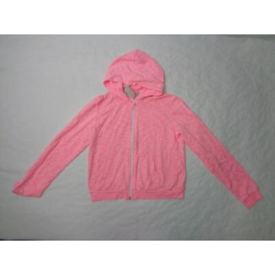 146-os rózsaszín cirmos mintás kardigán - H&M