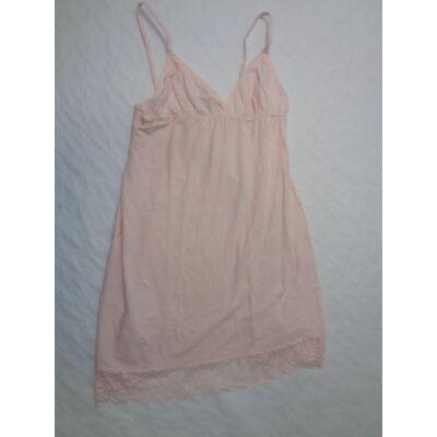 Női M-es rózsaszín hálóing - Tezenis