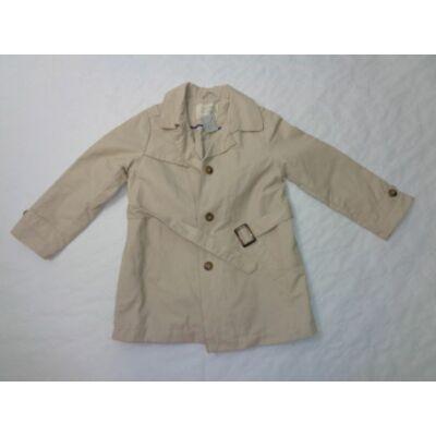 104-es drapp átmeneti kabát - Zara