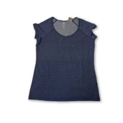 170-es kék lány póló - Domyos, Decathlon