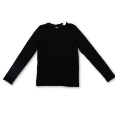 Férfi S-es fekete pamutfelső - H&M