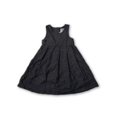 128-as szürke ujjatlan ruha - H&M