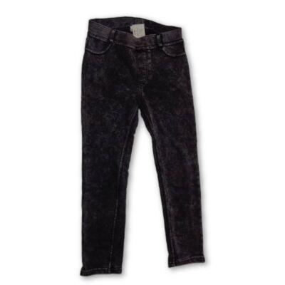 140-es sötétszürke lány nadrág - H&M