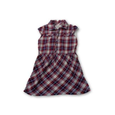 122-es kockás ruha - H&M