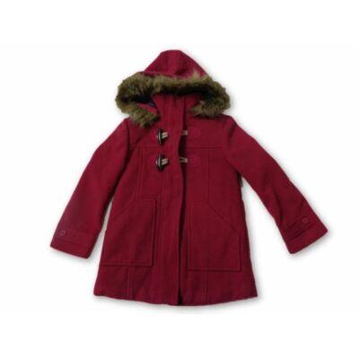 116-os bordó vékonyabb téli kabát - Dopodopo