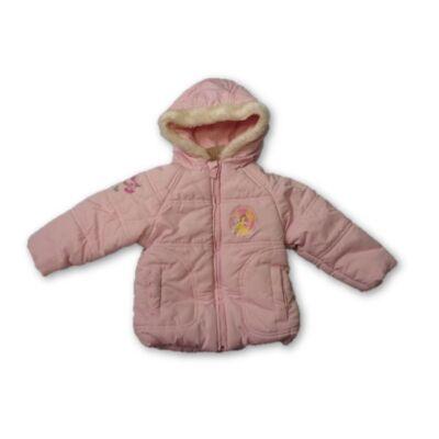 74-es rózsaszín télikabát - Hercegnők