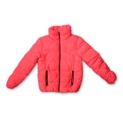 146-os korall színű téli dzseki - H&M
