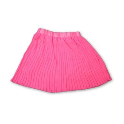 158-as rózsaszín rakottszoknya