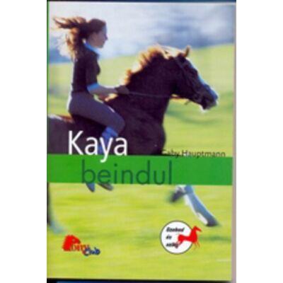 Gaby Hauptmann - Kaya beindul - Pony Club