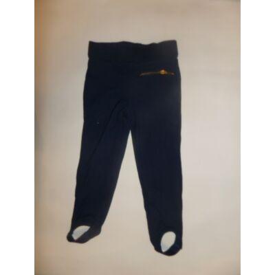 98-as kék talpas lány nadrág