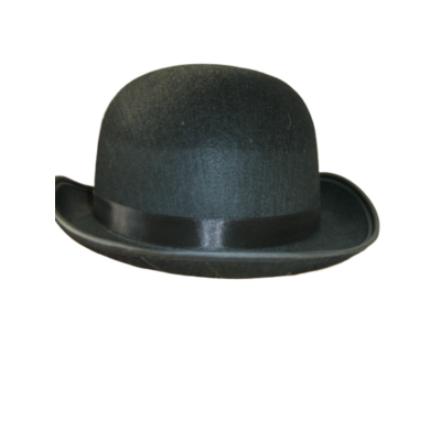 Chaplin kalap, keménykalap - ÚJ