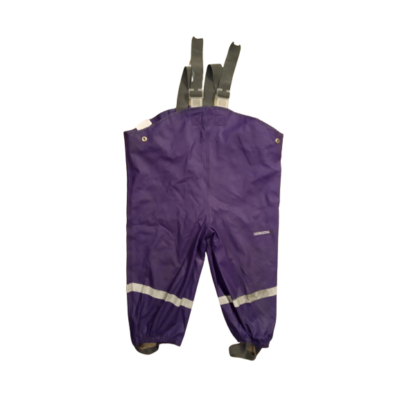 80-as lila esőnadrág - Didrikson