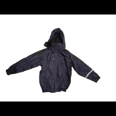 146-152-es liláskék átmeneti kabát - MyWear